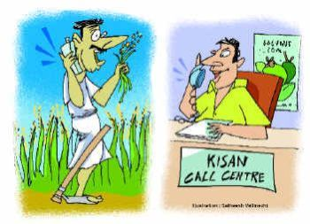 Kisan Call Center
