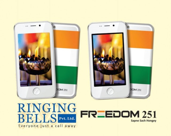 Buy Freedom 251 Mobile Phone Online