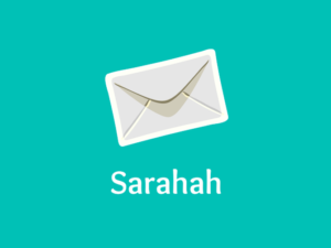 Sarahah App career