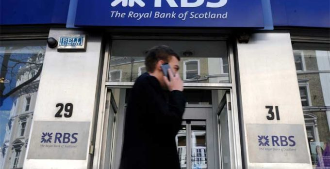 Royal Bank of Scotland (RBS) India biography